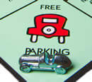 Free Parking Bruton vets